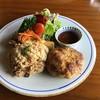 洋食と喫茶 COSTA - 料理写真:ハンバーグプレー
