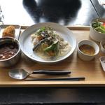 エアーサイド レストラン アンド ディパートメント - RICE  BOWL LUNCH
