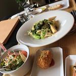 エアーサイド レストラン アンド ディパートメント - PASTA  LUNCH