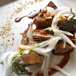 エアーサイド レストラン アンド ディパートメント - ポークジンジャー
