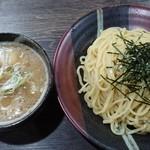 まるの - つけ麺(味玉トッピング)