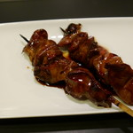 foie de poulet レバー肝(鶏)