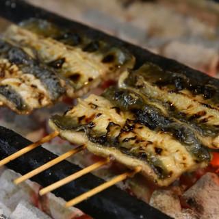 ふっくらと香ばしく焼き上げた鰻は、創業150年の変わらぬ味