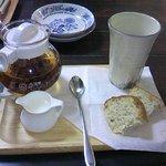 カントリーストア - 春摘み紅茶とお茶うけ