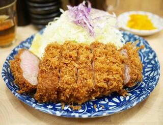 とんかつ檍 蒲田店 - カタロースかつ