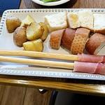CHEESE CRAFT WORKS - チーズフォンデュランチ③