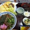 きたみち庵 - 料理写真:天ぷらそば(1150円)