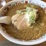 らーめん 大雅 - みそチャーシュー麺