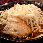 製麺所 豚とこむぎ -