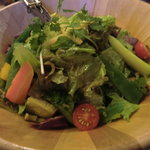 10234860 - 16品目野菜のデトックスサラダ