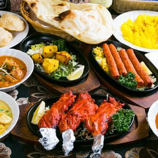 インドとバングラデシュの本場の味をご体験ください!