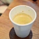 102342307 - セットのホットコーヒー