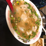一番餃子 - スープ餃子