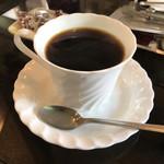 コーヒーハウス ナカザワ - セットのホットコーヒー