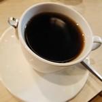 マヅラ喫茶店 - ホットコーヒー