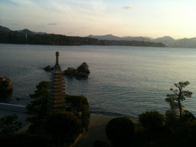 夕景の宿 海のゆりかご『萩小町』