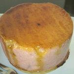 デザート ラボ ショコラ - いちごのシブースト (320円)