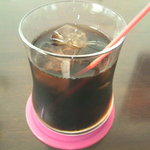 デザート ラボ ショコラ - アイスコーヒー