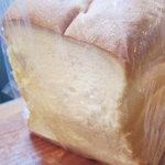 すくらむハート - 出来立ての食パンはもちもちであったかい!