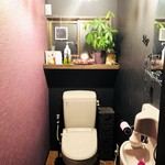 ジャパスタ - 2階トイレ