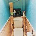 ジャパスタ - 1階トイレ