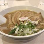 Hananoki@Plus - チャーシュー麺(別アングル)♪