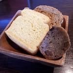 Brasserie L'Orge - 国産小麦のパン