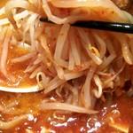 つけ麺 一翔 - 野菜