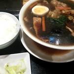 つけ麺 一翔 - 焼肉ラーメン!            19.2.21