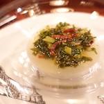 102360878 - カーボロネロとパンチェッタのスープ