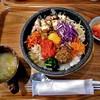 コッテジ - 料理写真:石焼CSB ランチセット(ご飯大盛)