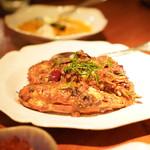 Nahm - この海老料理のスパイスの使い方が素晴らしい。