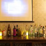 Restaurant &Bar B BAR - カウンター内