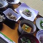 大進坊 - 料理写真:2100円の精進料理です。