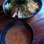 102370016 - 焼き味噌つけ麺600円