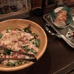 多国籍DINING Pangaea - パーティー料理の一部