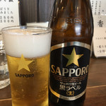 102373377 - 瓶ビール中瓶450円安い!!