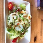 バルコラボ - セットのサラダ