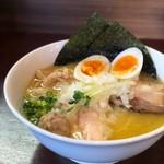 Kumagai - 料理写真:濃厚鳥白湯塩