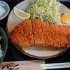 Tonkatsutensuzu - 料理写真:豚カツ定食