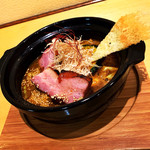 北海道スープカレー専門店 雪道 - 料理写真: