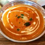 インド・ネパール料理 KUMARI - 選べるカレーは「バタースパイシーエビカレー」辛さ2