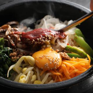 本格韓国家庭料理