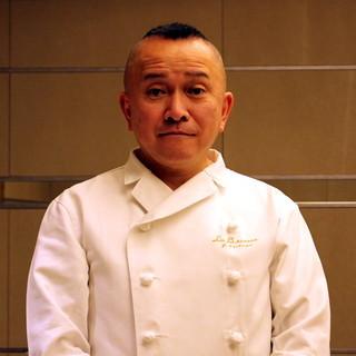 日本ガストロノミー界を牽引するシェフのひとり、渋谷圭紀氏