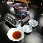 笹乃雪 - 湯豆腐 700円+Tax