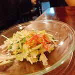 双琉 - クラゲと搾菜かな