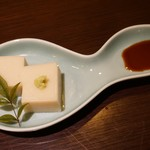 あきしの - 蕎麦豆腐