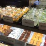 羅布乃瑠沙羅英慕 - ケーキ