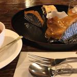 羅布乃瑠沙羅英慕 - ケーキ&紅茶