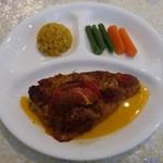 102393868 - 赤魚のオーブン焼き